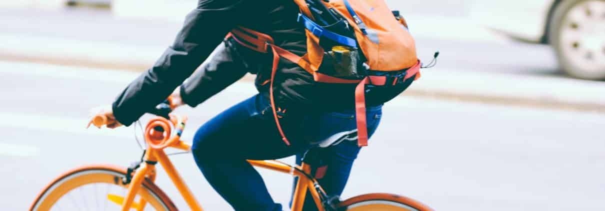 Venir en vélo
