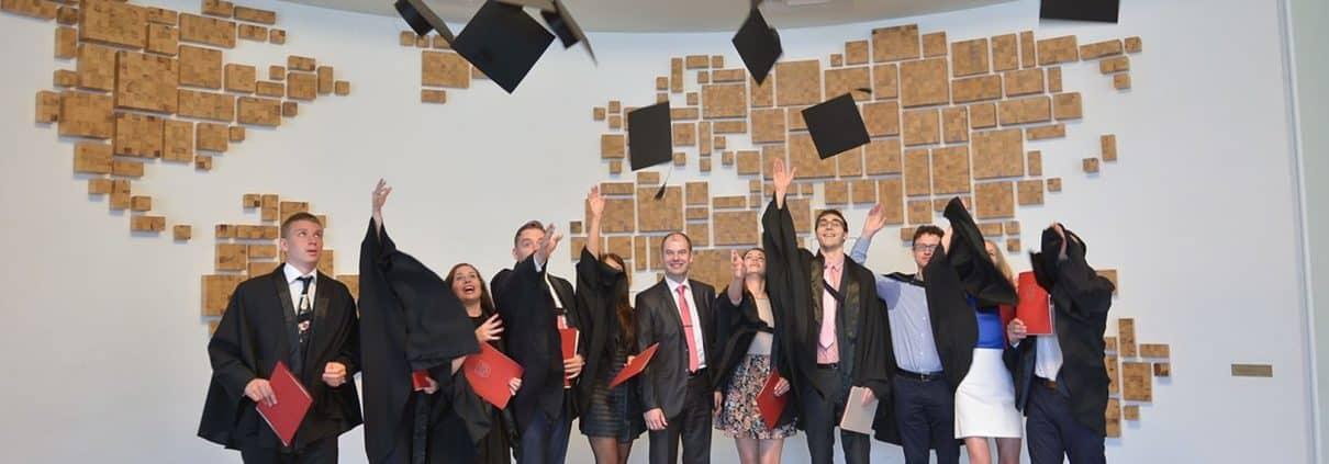 Remise de diplôme (c)Mykolas Romeris University