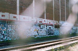 mur de tags